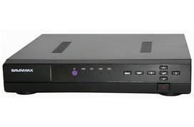 Видеорегистратор для видеонаблюденя SAV 8104 1080P формата AHD