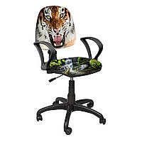 Детское кресло Престиж РМ Тигры 22