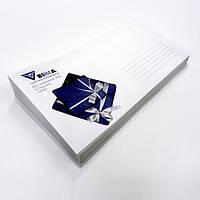 Виготовлення конвертів з логотипом