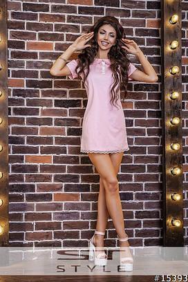 Женское летнее платье №114-015