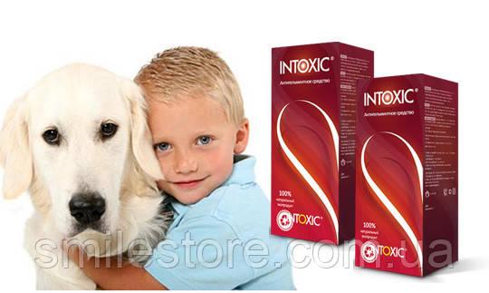 Intoxic препарат от паразитов, глистов, гильментов