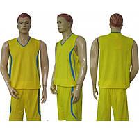 Форма баскетбольная мужская CO-3864-Y