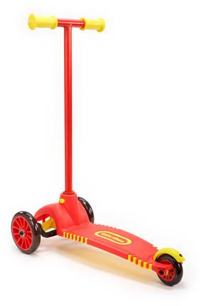 Самокат колеса поворотные трехколесный LITTLE Tikes 640094, фото 2