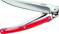 Нож складной DEEJO COLORS 27g, RED
