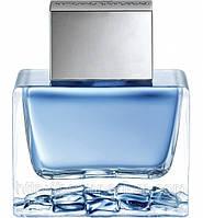 Мужская оригинальная туалетная вода Antonio Banderas Seduction Blue ( фруктовый, древесный), 100 мл ТЕСТЕР