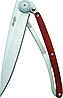 Нож складной DEEJO WOOD 37g, ROSEWOOD