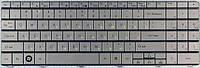Клавиатура для ноутбука ACER (GW: NV59, NV52, NV56; PB: DT85, LJ61, LJ71, LJ65, LJ67) rus, silver