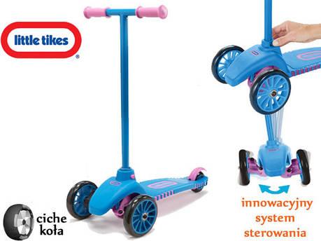 Трехколесный самокат для детей LITTLE Tikes 640100M, фото 2