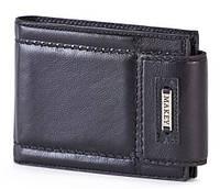Кожаный мужской кошелек ручной работы, фото 1