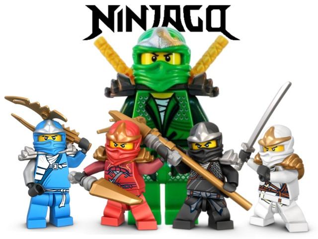 Ninjago, ninja