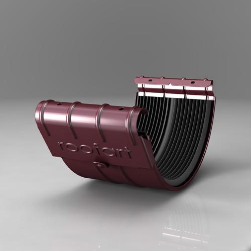 Хомут желоба BJ Roofart Scandic Prelaq 150 мм