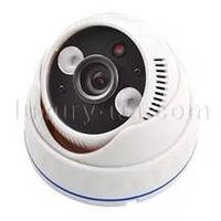 Видеокамера регистратор купольная ZX-611SD + память, камера видеонаблюдения внутренняя, видеокамера купольная
