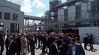 """Відкриття зернового терміналу компанії """"Cofco Agri"""" в Миколаєві"""