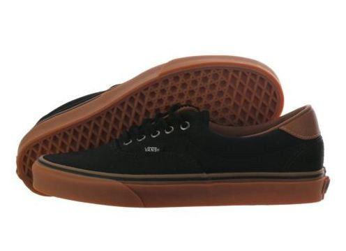 Кеды Vans мужские черные на коричневой подошве - Stylemall Торговый Центр в  Киеве 27c741978bd