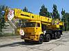 Аренда автокрана КС-6478 50,5 тонн в Днепропетровске