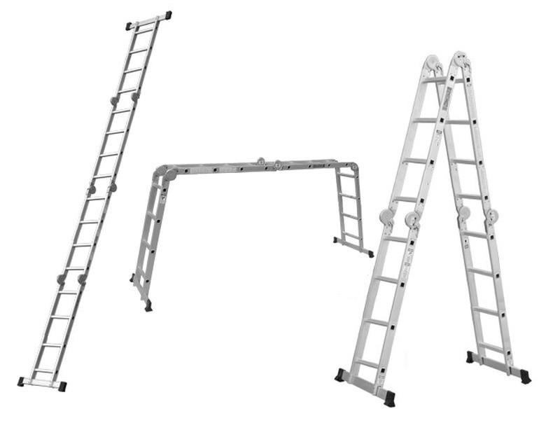 Лестница многоцелевая Sigma 5031324 4*4