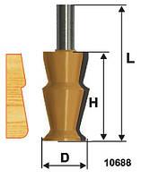 Фреза кромочная фигурная ф32х57, хв.12мм (арт.10688)
