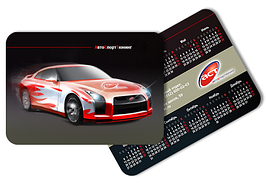 Карманный календарь 70х100, комплект 1000 шт