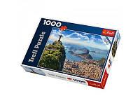 Пазлы Рио-де-Жанейро 10405 Trefl, 1000 элементов