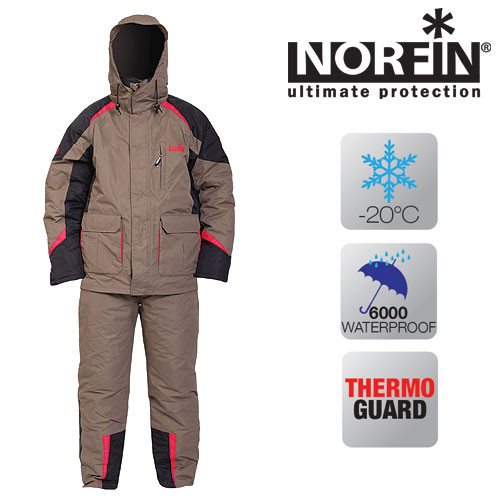 Зимний костюм Norfin Thermal Guard New (43100)