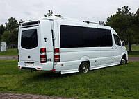 Навесные багажники для микроавтобусов