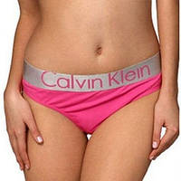 Женские стринги Calvin Klein steel, розовые, фото 1