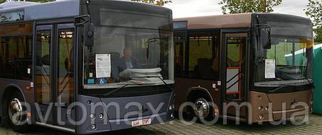 В Минске начинают использовать автобусы МАЗна газовых двигателях