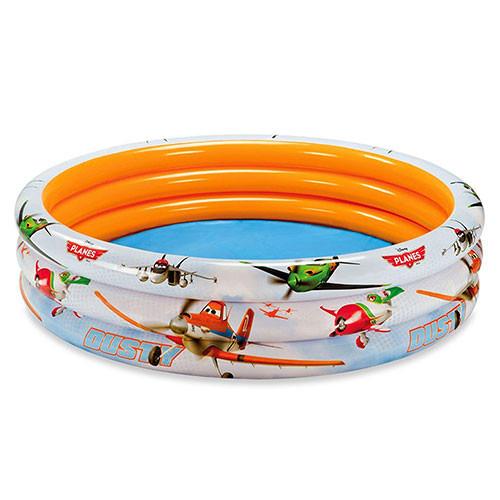Бассейн детский круглый надувной Intex 58425