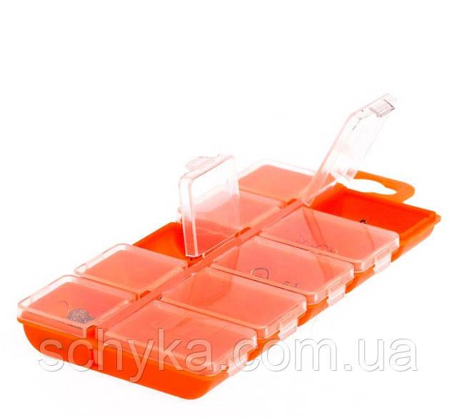Коробка Aquatech 10 ячеек 2310