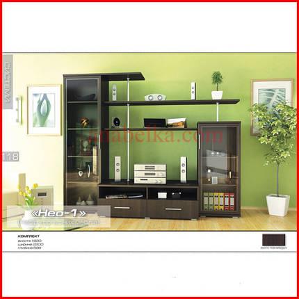 Гостиная  Нео 1 (Мебель Сервис), фото 2