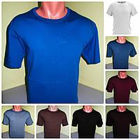 Мужская футболка 100% хб. L-48