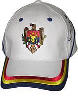 "Бейсболка с логотипом под заказ. Бейсболка ""Молдова"", фото 1"