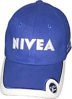 """Бейсболка с логотипом под заказ. Бейсболка """"NIVEA"""", фото 1"""