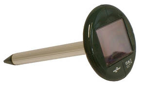 ВК-0677 отпугиватель кротов ультразвуковой