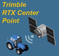 Trimble RTX Сenter Point Sat (4 см) подписка на 1 год, фото 1