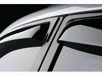 """Дефлекторы окон Lexus RX-330/350/400 2003-2009 """"SIM"""" темные (4шт/комп)"""