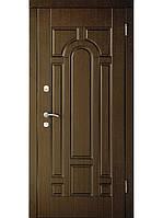 """Двери входные бронированные  МДФ  Fortlock модель """"Русь 3"""""""
