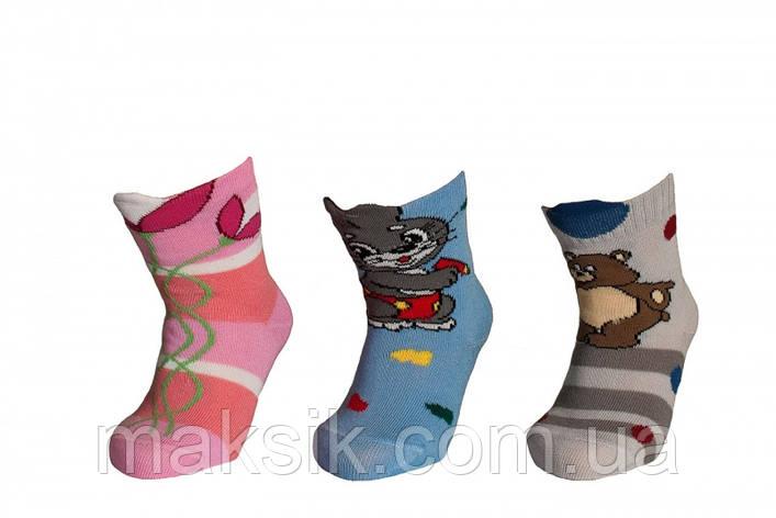Детские носки  Дюна с объёмным рисунком р.8-24, фото 2