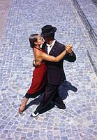 Свадебный танец - танго!