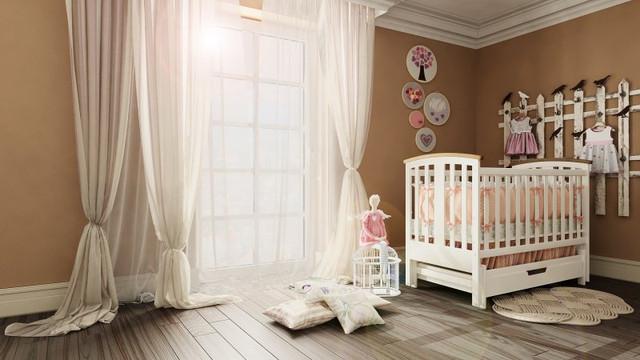 Кровати , комоды и другая детская мебель из бука Woodman