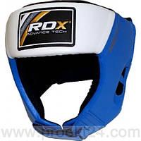 Боксерский шлем для соревнований RDX Blue-S