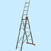 Универсальная лестница KRAUSE Corda 3х7 (4.2 м)