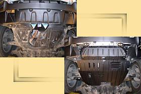 "Защита моторного отсека Lexus RX-350 2009-> 3.5L ""Полигон"" (St)"