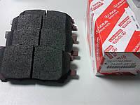 Колодки тормозные передние (оригинал) на Lexus RX
