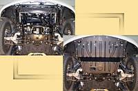"""Защита моторного отсека Infiniti M-35 (45) 2006-2010 4*4 """"Полигон"""" (A)"""