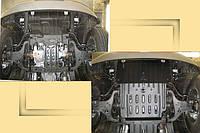 """Защита моторного отсека Infiniti Qx-56 2004-2010 5,6L """"Полигон"""" (А)"""