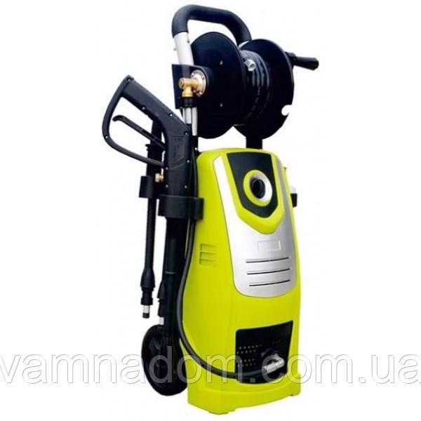 Автомобільна мийка Grunhelm HPW-2200GR+котушка