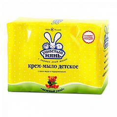 Крем-мыло Ушастый нянь с алоэ 4*100 г