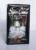 Молотый кофе Super Crema Espresso 250 гр, фото 1