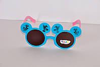 Солнцезащитные очки детские Микки Маус (цвета разные)